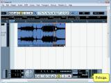 Cubase SX: Fast audio editing
