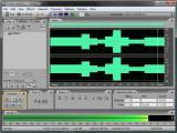 Adobe Audition. Amplitudės keitimas