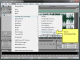 Adobe Audition. Efektai. Amplitude and Compression